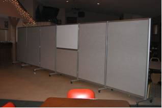 FD-1000 Movable Partitions