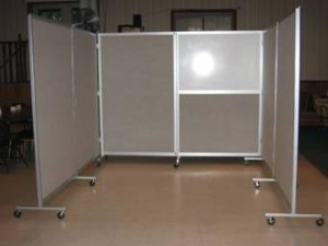 Free Standing Room Divider